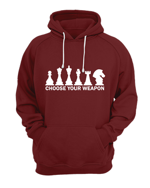 Choose Your Weapon - Bordo
